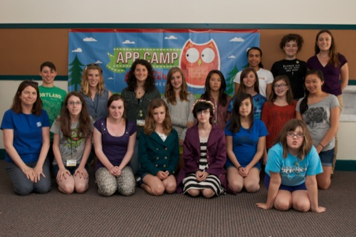 App Camp For Girls: August 2014