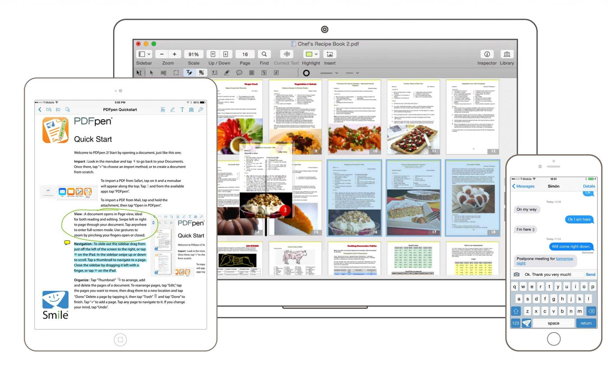 Download PDFpenPro - Mac PDF Editor | Smile Software