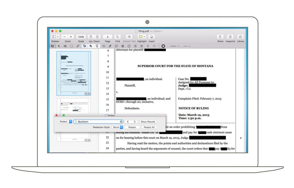 PDFpenPro - Mac PDF Editor - PDF Tools | Smile Software
