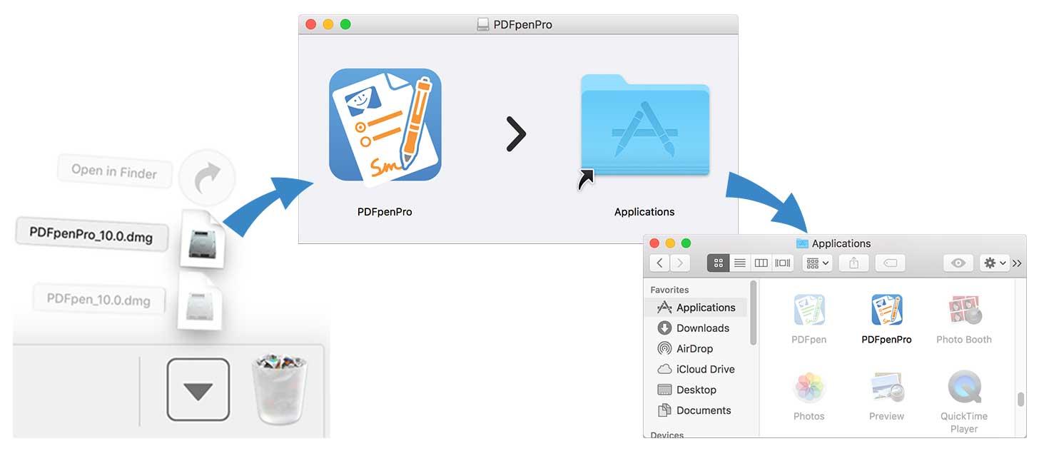 Install PDFpenPro