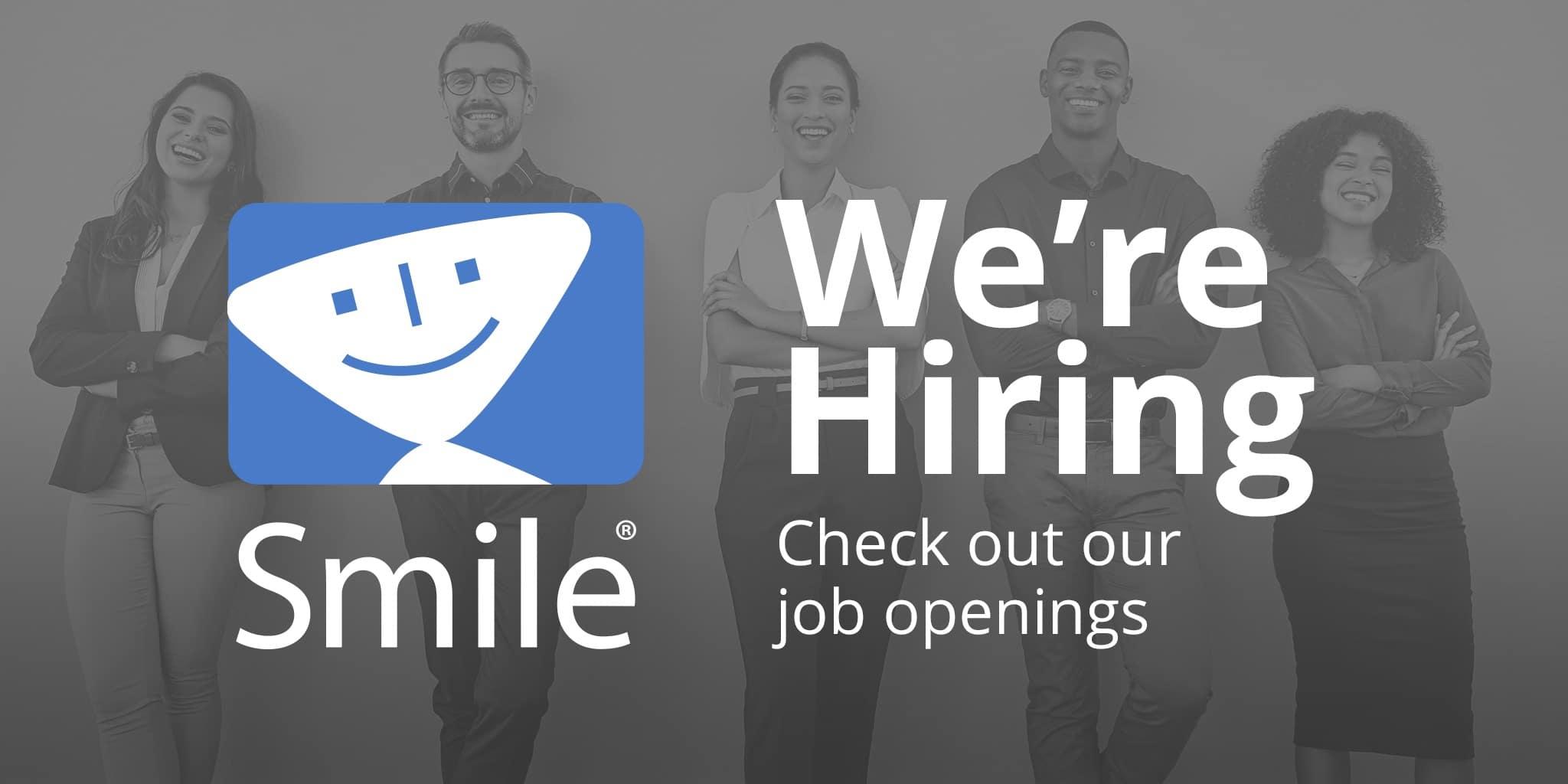 We're Hiring at Smile / TextExpander / PDFpen!